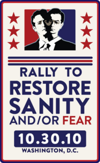 Rally for Sanity and/or Fear
