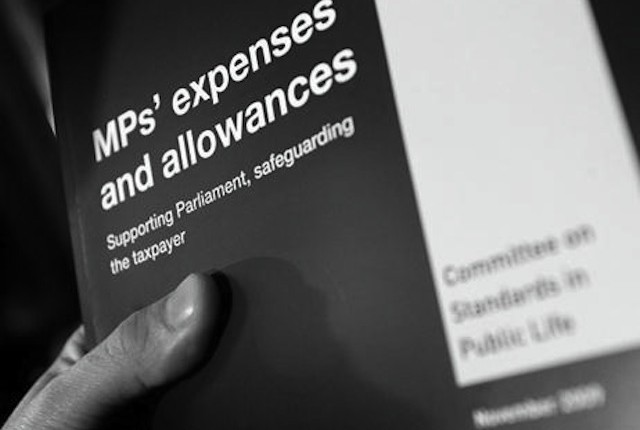 MPs Expenses and Fuel for Second Homes