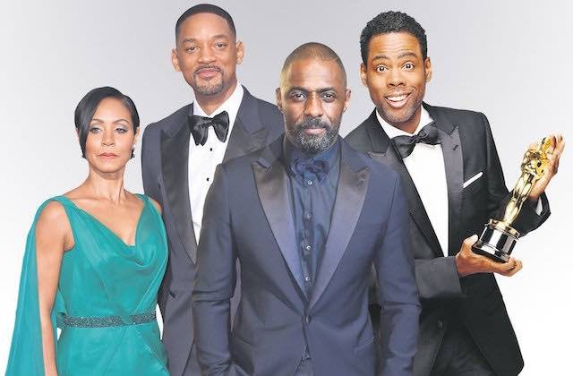 Oscar Row: Black is not the only minority