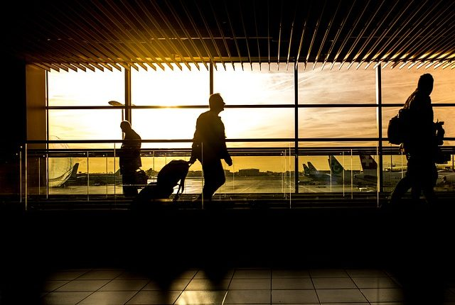 Do the Airport Shuffle